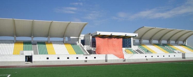 1500 people capacity stadium